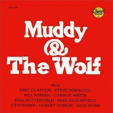 Muddy & The Wolf - Waters/Howlin' Wolf (1991, CD NIEUW)