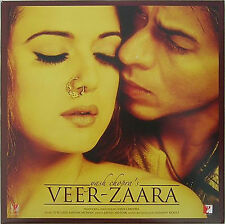 VEER ZAARA Madan Mohan 3 LP RECORD bollywood india - HINDI FILM MUSIC  VEER ZARA