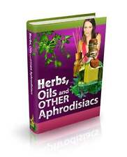 eBook – Herbs Oils and other Aphrodisiacs eBook on CD