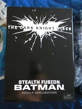 The Dark Knight Rises Stealth Fusion Batman Mattel Exclusive Action Figure New
