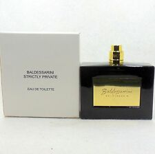BALDESSARINI STRICTLY PRIVATE EAU DE TOILETTE SPRAY 90 ML/3 FL.0Z. (T)