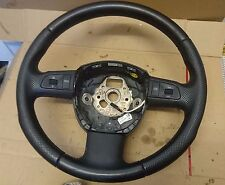AUDI A6 C6 4F / ALLROAD GENUINE 3 SPOKE LEATHER STEERING WHEEL 4F0419091DG