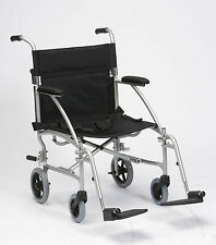 Lightweight Spirit Travel Wheelchair, Transit Wheelchair