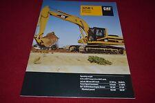 Caterpillar 325B L Hydraulic Excavator Dealer's Brochure DCPA6 ver3