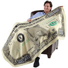 NEW Million Dollar Blanket- Gives New Meaning to Financial Security!
