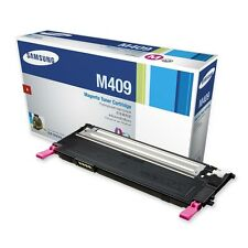 Genuine Samsung CLT-M409S 1000 Yield Magenta Toner Cartridge for CLX-3175FW