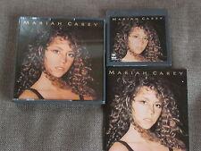 MARIAH CAREY st(debut) JAPAN MD(Mini Disc) SRYS1011 w/20-p Booklet FREE S&H/P&P