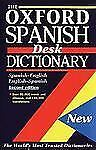 The Oxford Spanish Desk Dictionary: Spanish-English, English-Spanish