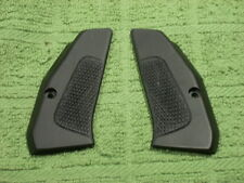 Custom Grips for CZ 75 Compact, Tristar 100, Canik Compact Black