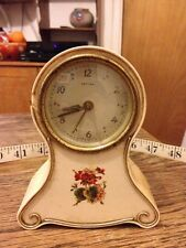 Vintage Estyma Clock. Works ! For Spares Repairs