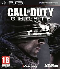 Call of Duty: Ghosts para PS3 en Castellano (NO CD)