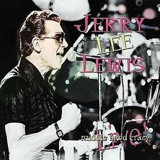 NEW Middle Aged Crazy: Live! by Jerry Lee Lewis CD (CD) Free P&H