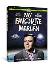 My Favorite Martian: The Original Black & White Episodes Vol. 3 & 4  (DVD, 2001)
