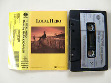 k7 CASSETTE TAPE MARK KNOPFLER LOCAL HERO HOLLAND 1983 RARE