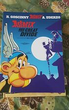 ASTERIX AND THE GREAT DIVIDE -  PAPERBACK COMIC