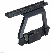 AK Mount 47 Side Rail QD Scope Sight Torch Attachment AK 74 20mm Airsoft