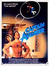 Affiche 120x160cm CAPTAIN AVENGER (HERO AT LARGE) 1980 John Ritter, Anne Archer