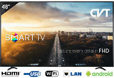 CVT 5100 122cm (48 inch) FHD Smart LED Television-Samsung Panel