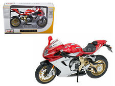 2012 MV AGUSTA F3 SERIE ORO BIKE RED 1/12 MOTORCYCLE BY MAISTO 11095