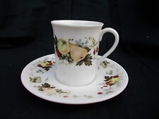 Royal Doulton MIRAMONT  Coffee Cup and Saucer