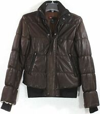 Diesel Leather Women's Jacket from the 2003 Los Trabajadores Line Size S