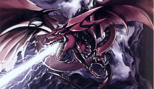293 YuGiOh! Slifer the Sky Dragon CUSTOM PLAY MAT ANIME PLAYMAT FREE SHIPPING