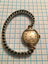 Vintage Benrus Ladies Wristwatch - Shock Absorber 331192 S/N