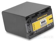 PATONA Akku Batterie accu battery f. Sony NP-FH100 NP-FP30 NP-FP50 NP-FP51 NP-F