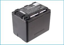 3.7V battery for Panasonic SDR-H85K, SDR-H85, HDC-SD60, HC-V700M, HDC-TM60, SDR-