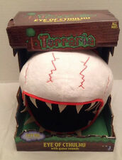 Terraria Eye of CTHULHU Plush Videogame Game Sounds
