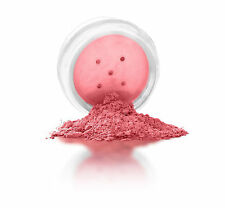 100% Mineral Mojo Makeup Blush Powder Pretty in Pink 3g in 10ml Sifter Jar