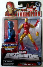 IRON MAN Marvel Legends_Classic IRON MAN_IRON PATRIOT_Heroic Age IRON MAN_Wave 1