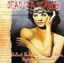 Dead Sea Scrolls By The Bollock Brothers Special Edition Brand New CD