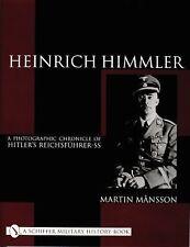 Book - Heinrich Himmler: A Photographic Chronicle of Hitler's Reichsführer-SS