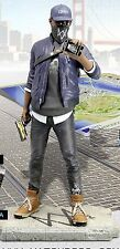 MARCUS HALLOWAY NEW WATCH DOGS 2 COLLECTOR'S SAN FRANCISCO STATUE FIGURE + BOX