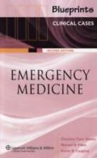Blueprints Clinical Cases in Emergency Medicine-ExLibrary