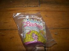 HAPPY MEAL FEATURING BARBIE HAPPY BIRTHDAY BARBIE 1990 MCDONALD'S TOY #4 NEW