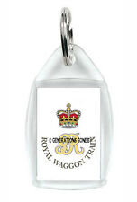 ROYAL WAGGON TRAIN KEY RING (ACRYLIC)