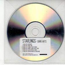 (DV338) Starlings, Dark Arts - 2011 DJ CD