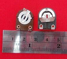 3 x 10K ohm Horizontal (large) carbon preset potentiometers.