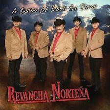 Revancha Nortena, A Quien Le Debo El Favor, Excellent