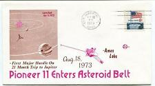 1973 Pioneer 11 Enters Asteroid Belt First Major Hurdle Jupiter Ames Labs USA