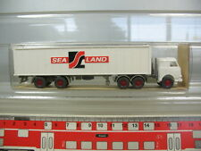 N22-0,5# Wiking, H0, 527, Sattelzug m. 40 ft Container, Sealand, NEUW+OVP