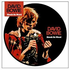 "DAVID BOWIE KNOCK ON WOOD LTD  2-TRACK 7"" PICTURE DISC 40TH ANNIVERSARY"