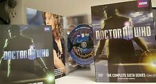 Doctor Who: The Complete Sixth Series (DVD, 6 Discs)SHIPS FIRST CLASS! Season 6