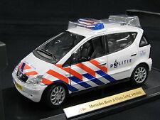 Maisto Mercedes-Benz A-Class Long Version 1:18 Politie (NED) (JS)
