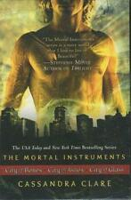The Mortal Instruments Band 1 2 3 Set Cassandra Clare City of Bones Ashes Glass