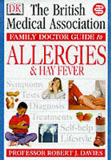 Allergies and Hayfever (BMA Family Doctor),VERYGOOD Bo