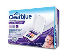 *NEU* Clearblue Advanced Fertilitätsmonitor + 5 AIDE Tests *NEU*