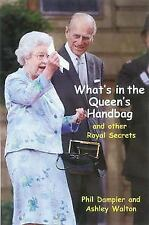 What's in the Queen's Handbag?: And Other Royal Secrets-ExLibrary